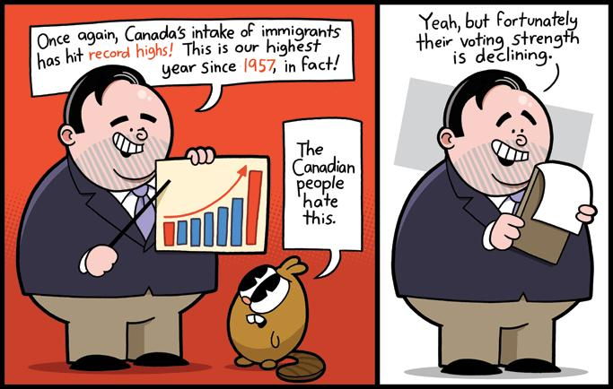 Kenney Fixes Canada